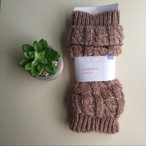 🐻COZY Knit Leg Warmers🐻